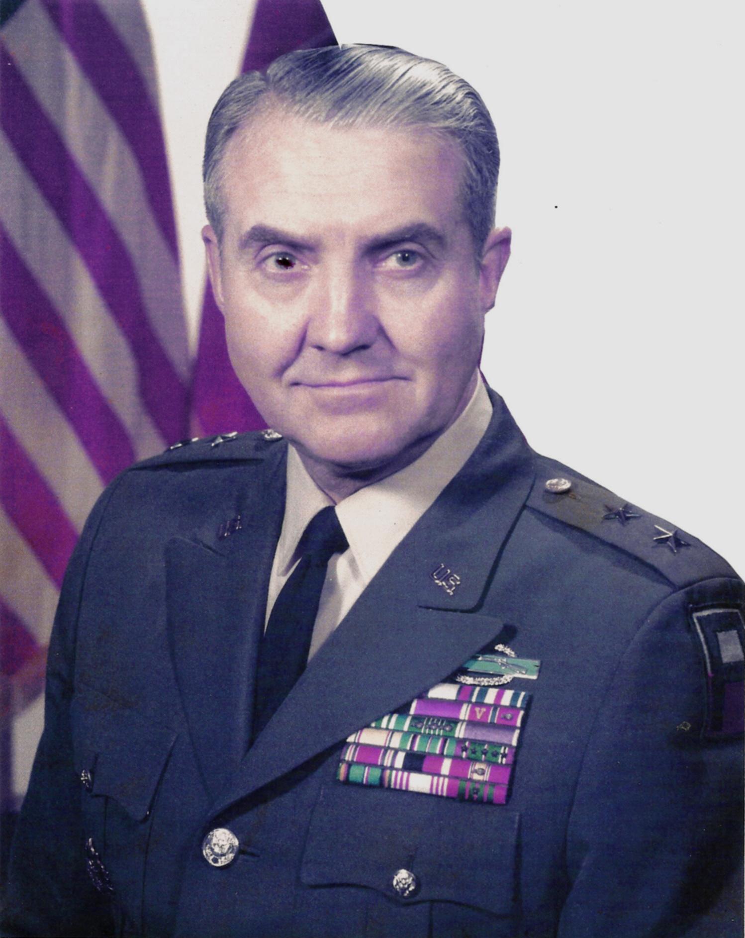 Major General William H. Blakefield